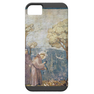 St. Francis Sermon to the Birds iPhone SE/5/5s Case
