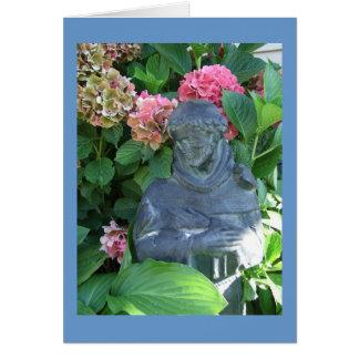 St. Francis Sympathy Card