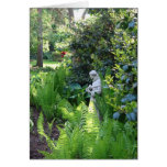 St. Francis Welcomes Spring Greeting Card