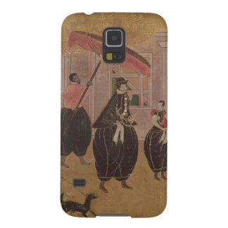St. Francis Xavier  and his entourage Galaxy S5 Case
