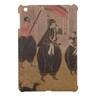 St. Francis Xavier  and his entourage iPad Mini Cover