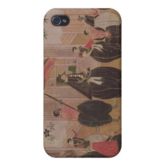 St. Francis Xavier and his entourage iPhone 4 Cover