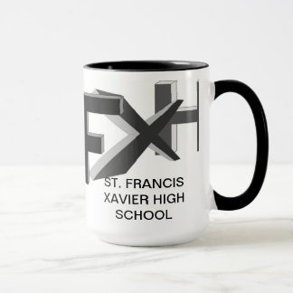 St. Francis Xavier Catholic High School Mug