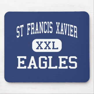 St Francis Xavier - Eagles - High - Sumter Mouse Pad