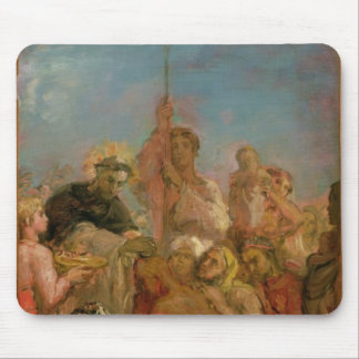 St. Francis Xavier Mouse Pad