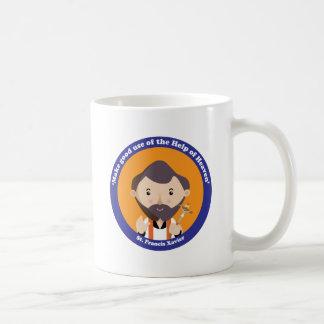 St. Francis Xavier Classic White Coffee Mug