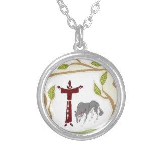 St Francis y el lazo del lobo, la caja de regalo,  Grimpolas Personalizadas