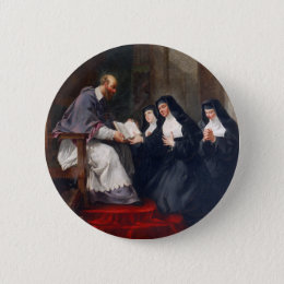 St. Francoise with St. Jeanne Button