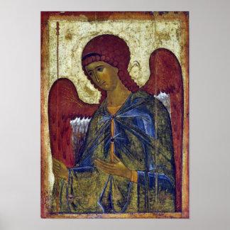 St Gabriel el arcángel Póster
