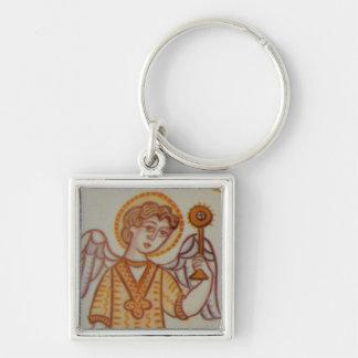 St Gabriel Keychain