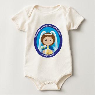 St. Gabriel the Archangel Baby Bodysuit