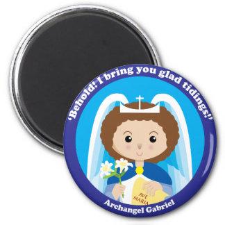 St. Gabriel the Archangel Magnet