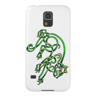 St. Gato de las palmaditas Carcasa De Galaxy S5
