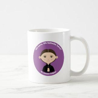 St. Gemma Galgani Coffee Mug