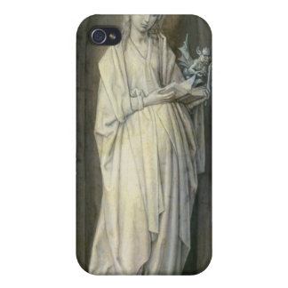 St. Genevieve , c.1479 iPhone 4/4S Covers