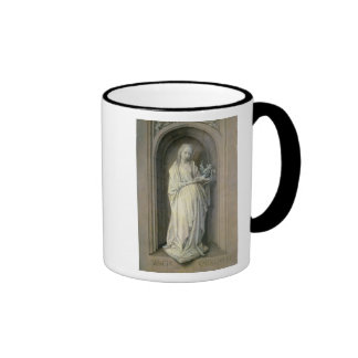 St. Genevieve , c.1479 Ringer Coffee Mug