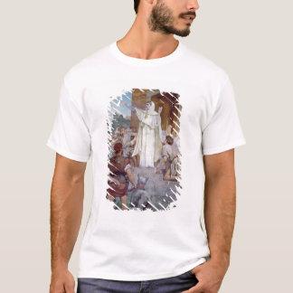 St. Genevieve Calming the Parisians T-Shirt