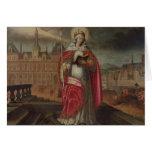 St. Genevieve Card