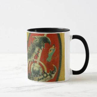 St Georg And The Dragon Mug