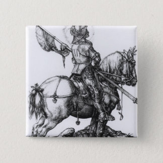 St. George and the Dragon, 1508 Pinback Button