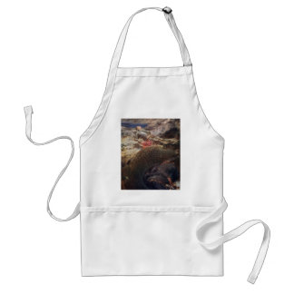 St. George and the Dragon Adult Apron