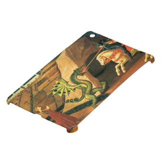 St.George and the Dragon by Paolo Uccello iPad Mini Cases