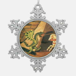 St.George and the Dragon by Paolo Uccello Ornaments