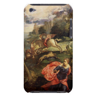 St. George and the Dragon by Tintoretto iPod Case-Mate Cases