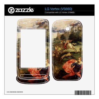 St. George and the Dragon by Tintoretto Skins For LG Vortex
