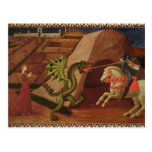 St. George and the Dragon, c.1439-40 Post Card
