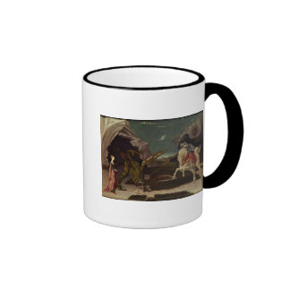 St. George and the Dragon, c.1470 Ringer Mug