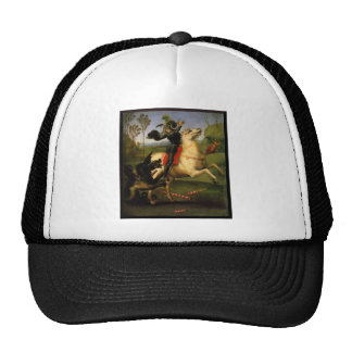St George and the Dragon Hats