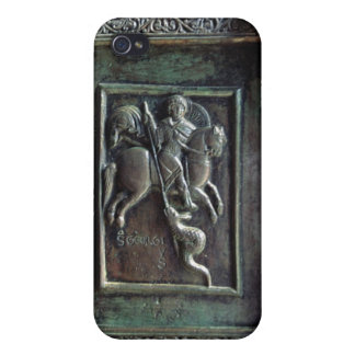 St. George and the Dragon iPhone 4 Covers