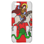 St. George and The Dragon iphone iPhone 5C Case
