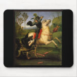 St George and the Dragon Mousepad