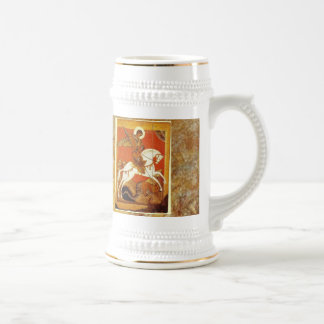 St George and the Dragon Mugs