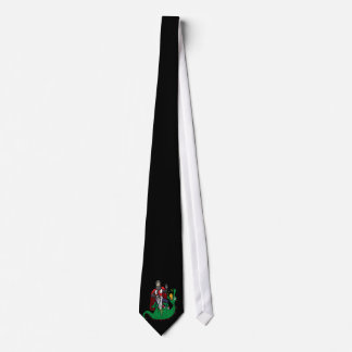 St George and the Dragon Neck Tie