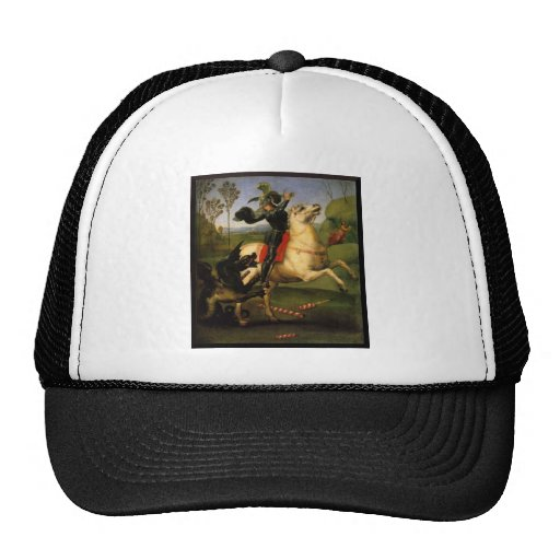 St George and the Dragon Trucker Hat