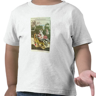 St. George and the Dragon T-shirts