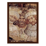 St. George And The Princess Details By Pisanello Post Cards