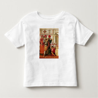 St. George Baptising the Gentiles Tshirts