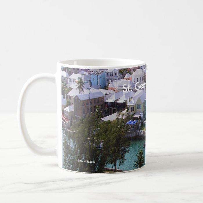 St. George Bermuda Coffee Mug