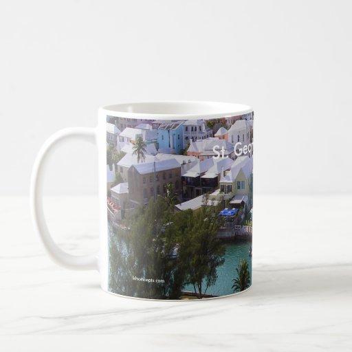 St. George Bermuda Mugs