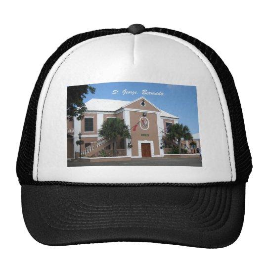 St. George, Bermuda Trucker Hat