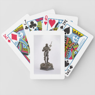 St. George (bronze) Bicycle Playing Cards