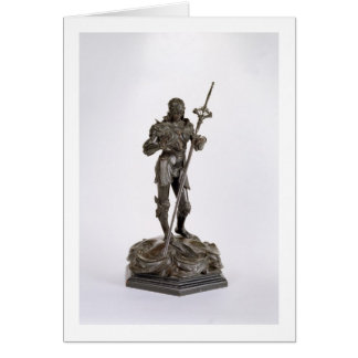 St. George (bronze) Card