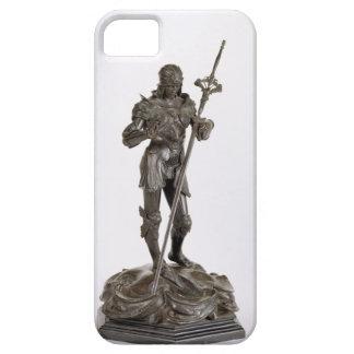 St. George (bronze) iPhone SE/5/5s Case
