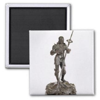 St. George (bronze) Magnet