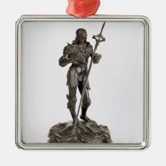 St. George (bronze) Metal Ornament