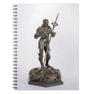St. George (bronze) Notebook